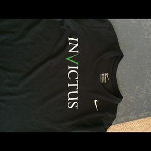 Invictus Crossfit Nike dri fit shirt.